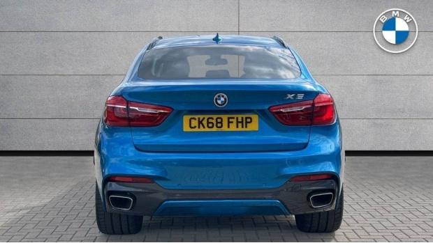 2018 BMW XDrive40d M Sport (Blue) - Image: 15