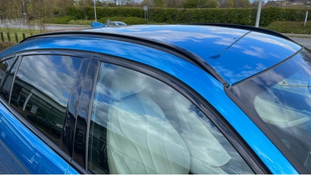 2018 BMW XDrive40d M Sport (Blue) - Image: 21
