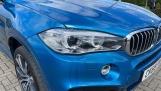 2018 BMW XDrive40d M Sport (Blue) - Image: 23