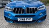 2018 BMW XDrive40d M Sport (Blue) - Image: 30
