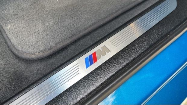 2018 BMW XDrive40d M Sport (Blue) - Image: 39