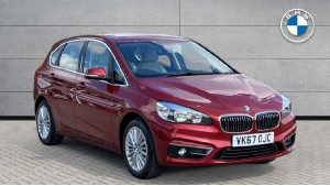 2017 BMW 2 Series Active Tourer 218i Luxury Active Tourer 5-door