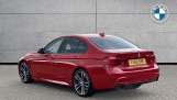 2018 BMW 320i M Sport Shadow Edition Saloon (Red) - Image: 2