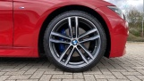 2018 BMW 320i M Sport Shadow Edition Saloon (Red) - Image: 14