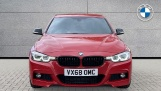 2018 BMW 320i M Sport Shadow Edition Saloon (Red) - Image: 16
