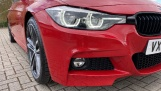 2018 BMW 320i M Sport Shadow Edition Saloon (Red) - Image: 27