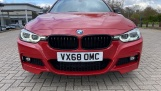 2018 BMW 320i M Sport Shadow Edition Saloon (Red) - Image: 28