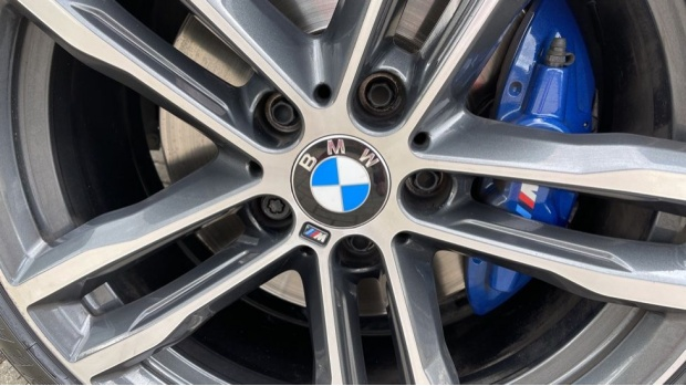 2018 BMW 320i M Sport Shadow Edition Saloon (Red) - Image: 29