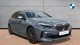 2020 BMW 118d M Sport (Grey) - Image: 1