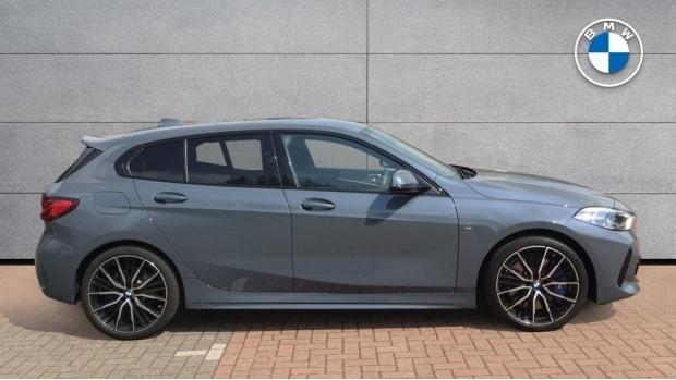 2020 BMW 118d M Sport (Grey) - Image: 3