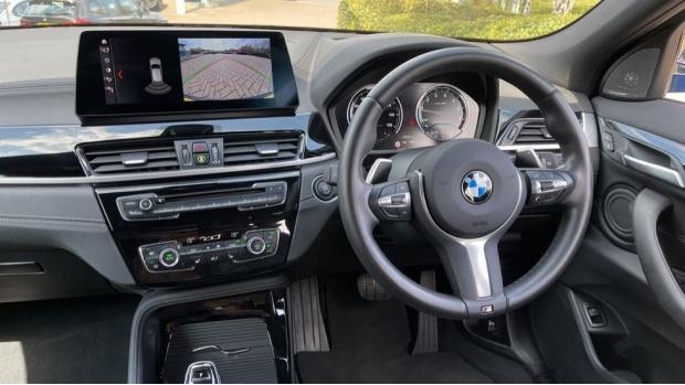 2019 BMW M35i (Blue) - Image: 5
