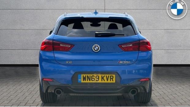 2019 BMW M35i (Blue) - Image: 15