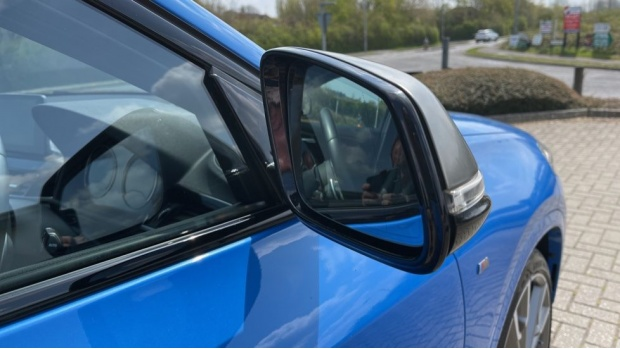 2019 BMW M35i (Blue) - Image: 26