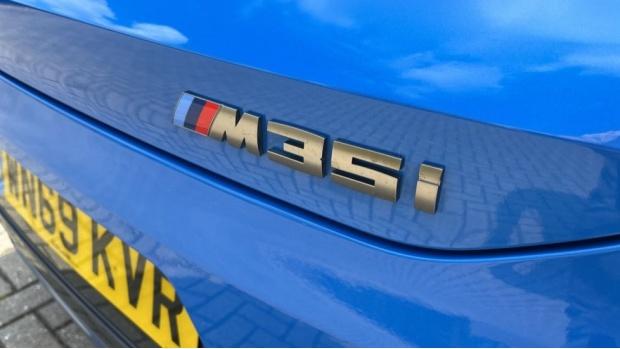 2019 BMW M35i (Blue) - Image: 36