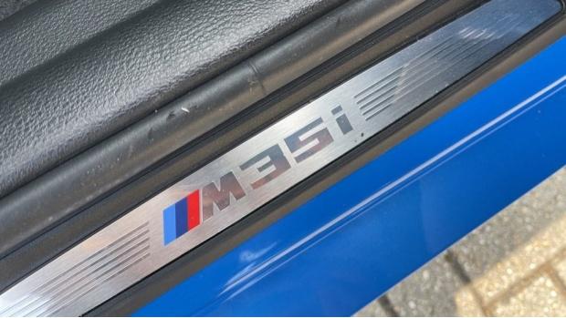 2019 BMW M35i (Blue) - Image: 38