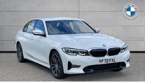 2020 BMW 3 Series 318d Sport Saloon 4-door