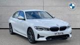 2020 BMW 318d Sport Saloon (White) - Image: 1