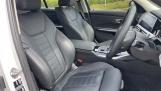 2020 BMW 318d Sport Saloon (White) - Image: 11