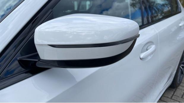 2020 BMW 318d Sport Saloon (White) - Image: 30