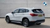 2017 BMW SDrive18d xLine (White) - Image: 2