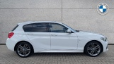 2018 BMW 120i M Sport 5-door (White) - Image: 3