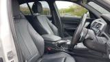 2018 BMW 120i M Sport 5-door (White) - Image: 11