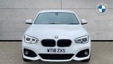 2018 BMW 120i M Sport 5-door (White) - Image: 16