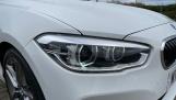 2018 BMW 120i M Sport 5-door (White) - Image: 23