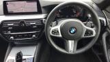 2020 BMW 520d M Sport Touring (White) - Image: 5