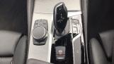 2020 BMW 520d M Sport Touring (White) - Image: 10