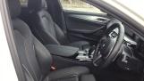 2020 BMW 520d M Sport Touring (White) - Image: 11