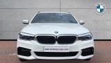 2020 BMW 520d M Sport Touring (White) - Image: 16
