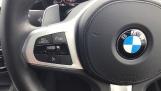 2020 BMW 520d M Sport Touring (White) - Image: 17