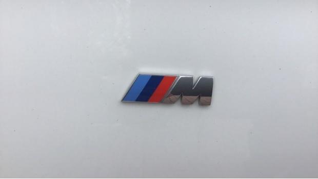 2020 BMW 520d M Sport Touring (White) - Image: 25