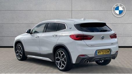 2020 BMW XDrive18d M Sport X (White) - Image: 2