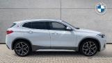 2020 BMW XDrive18d M Sport X (White) - Image: 3