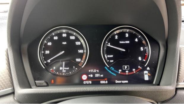2020 BMW XDrive18d M Sport X (White) - Image: 9