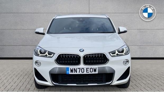 2020 BMW XDrive18d M Sport X (White) - Image: 16