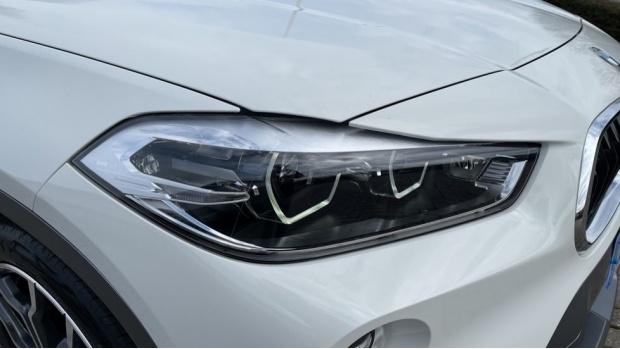 2020 BMW XDrive18d M Sport X (White) - Image: 22