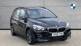 2018 BMW 216d Sport Gran Tourer (Black) - Image: 1