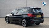 2018 BMW 216d Sport Gran Tourer (Black) - Image: 2