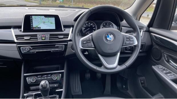 2018 BMW 216d Sport Gran Tourer (Black) - Image: 5