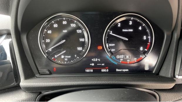 2018 BMW 216d Sport Gran Tourer (Black) - Image: 9