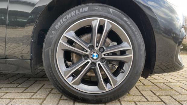 2018 BMW 216d Sport Gran Tourer (Black) - Image: 14