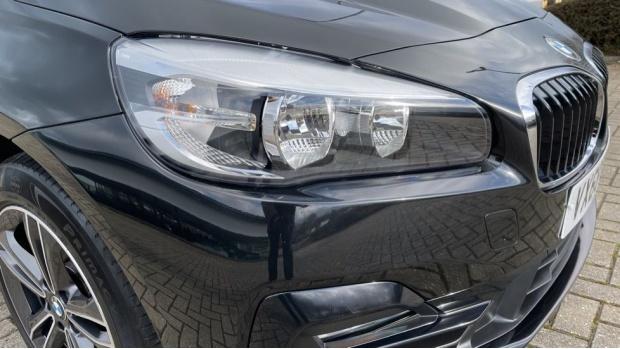 2018 BMW 216d Sport Gran Tourer (Black) - Image: 23