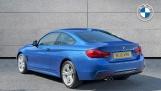 2018 BMW 420d M Sport Coupe (Blue) - Image: 2