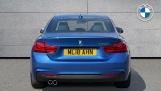 2018 BMW 420d M Sport Coupe (Blue) - Image: 15