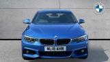 2018 BMW 420d M Sport Coupe (Blue) - Image: 16