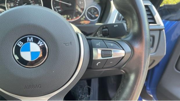 2018 BMW 420d M Sport Coupe (Blue) - Image: 18
