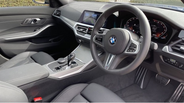 2020 BMW M340i xDrive Saloon (Blue) - Image: 6